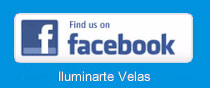 Únete ya a nuestra página en Facebook: Iluminarte Velas / join now to our Facebook fan page